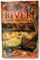 Signed Limited Edition Cold River By Rick Hautala Cemetery Dance Novella 13 Book