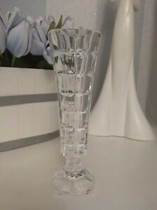 Cristal D'Arques Vase 17cm High Lead crystal