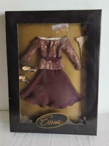 Tonner Doll Company Emme Collection Evening Spark Outfit with Shoes Jewelry New