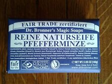 Dr. Bronner's All One Peppermint Pure Castile Soap 5 oz Bar