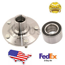 NEW Front Wheel Hub & Bearing Set Fits MAZDA CX-9 2007-2014