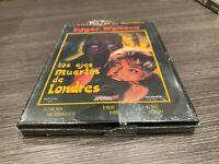 Los Occhi Morti di Londra DVD Edgar Wallace Sigillata Sealed
