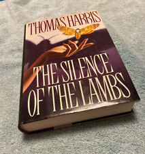 The Silence of the Lambs (2nd Hannibal Lecter book) Thomas Harris 1st  1988