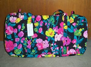 Vera Bradley Hilo Meadow XL Traveler Duffel Bag Multi-floral, NWT-GORGEOUS!!