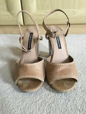 French Connection sandals size 6