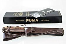 "German Puma White Hunter ""Automesser"" Collectors Knife Included Certif. & Box"