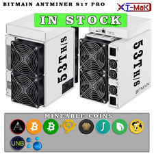 Bitmain Antminer S17 Pro (53Th)