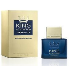 KING OF SEDUCTION ABSOLUTE de ANTONIO BANDERAS - Colonia / Perfume 50 mL - Man