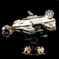 Acryl Display Stand Acrylglas Standfuss für LEGO 7190 Millennium Falcon