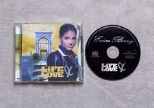 """CD AUDIO MUSIQUE / ERICA BERRY """"LIFE & LOVE"""" 12T CD ALBUM 1998 FUNK, SOUL"""