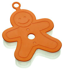 Kitchen Craft seguro para Niños grande 3D galleta & cortador galletas -