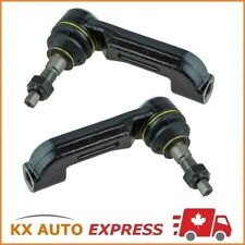2X Front Outer Steering Tie Rod End for 08-12 Jeep Liberty & 08-11 Dodge Nitro