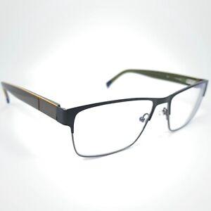 GANT G3018 Brown Dark Green Olive Eyeglasses Frame 55-15-145 Eyewear M3-14