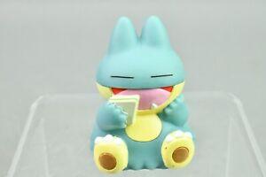 Pokemon Munchlax Finger Puppet Rubber Bandai