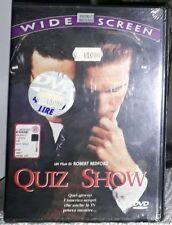 Quiz show (1994) DVD 1° Ed. Warner Italiana Widescreen SIGILLATO OOP