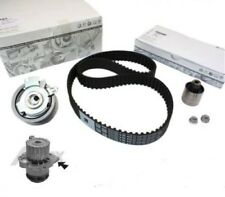 KIT DISTRIBUZIONE ORIGINALE POMPA ACQUA PER VW AUDI A3 GOLF V 1.9 TDI 105 CV