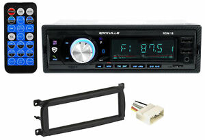 Digital Media Bluetooth AM/FM/MP3 USB/SD Receiver For 99-04 Jeep Grand Cherokee