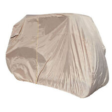 GOLF CART STORAGE COVER for Carts with Rear Seats and Standard Roof