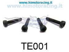 TE001 VITI ESAGONALI TESTATA CILNDRO SH .21 .28CYLINDER HEAD SCREW 4 PCS HIMOTO