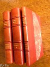 LA FOLIE ESPAGNOLE Pigault-Lebrun Ed. originale hors commerce avec suite. 3 Vol.