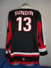 Mats Sundin World Series of Poker Mens Captain's Hockey Jersey New 2XL