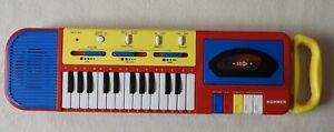 Retro Hohner cassette player recorder rare toy keyboard spares parts repair
