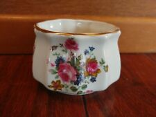 Vintage MARYLEIGH POTTERY ENGLAND ROSE BOUQUET POT FLOWERS BOWL  CUP