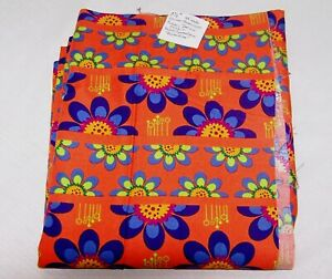 """Sewing Fabric : 3.75 Yards 44"""" Wide Cotton Broadcloth Multi-Colored"""