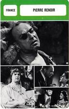 FICHE CINEMA :  PIERRE RENOIR -  France (Biographie/Filmographie)
