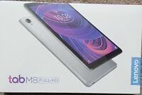 Lenovo 32GB Tab M8 FHD - Platinum Grey Open Box!