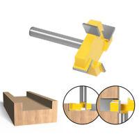 8mm Spoilboard Oberflächenfräser Schaft Router Bit Holzbearbeitungs Werkzeug