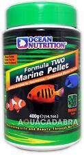 Ocean Nutrition Formula Two Marine Medium Food Pellets 400g