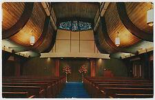 The W. W. Rix Chapel in Lubbock, Texas
