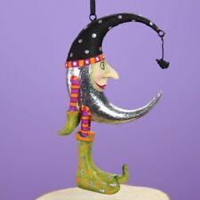 Patience Brewster MINI BAT MOON ornament KRINKLES NIB CUTE! 31033