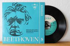 ETERNA 520 267 - Beethoven - Klaviersonate g-moll / G-dur op. 49 Nr.1 & Nr.2