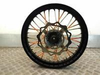 SINNIS APACHE 125 2014 Wheel Front