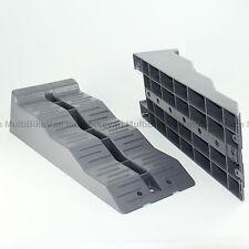 2 x Auffahrkeil Level UP Plus grau StufenKeil Fiamma Ausgleichskeil Unterlegkeil