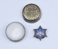 Morocco, Order of Mehdauia miniature breast star