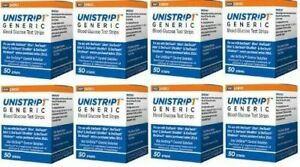 UniStrip 400 Test Strips For Onetouch® Ultra® Meters 08/27/2022