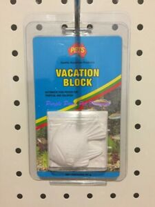 ~PETS / VACATION BLOCK / TROPICAL & GOLDFISH~