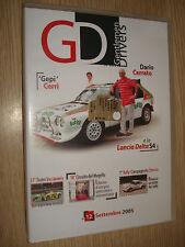 DVD GD GENTLEMEN DRIVERS N°12 SETTEMBRE 2005 CERRI-CERRATO E LA LANCIA DELTA S4