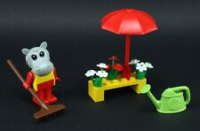 LEGO Fabuland 3715 Flower Stand Complete