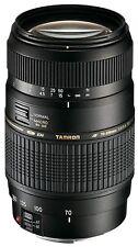Objectif Zoom Tamron AF 70-300mm f/4-5.6 AF LD pour monture Canon