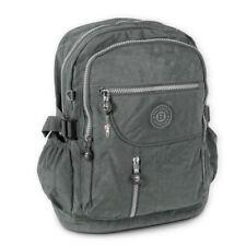 Bolsos de mujer mochila mediana de color principal gris