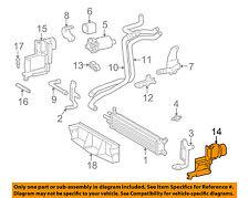 MERCEDES OEM SLK32 AMG Turbo Turbocharger Intercooler-Air Inlet Right 1705200104