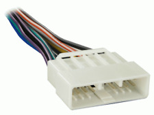 Metra & Turbo Wire Radio Wiring Harness Power / 4-Speakers for 86-98 Honda Acura