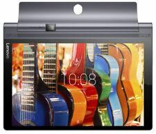 "Lenovo Yoga Tab 3 Pro 64GB, Wi-Fi, 10.1"" Tablet with Projector - Puma Black (ZA0F0099US)"