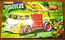Teenage Mutant Ninja Turtles PARTY WAGON TMNT RETRO VAN PAVEMENT POUNDER