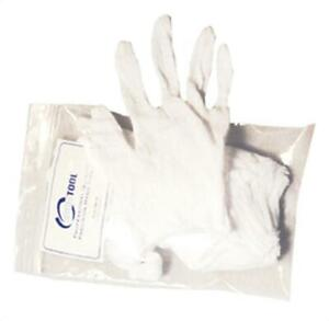 Lightweight Cotton Gloves- 12 Gloves- 6 Pair