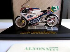 1/24 Ixo HONDA NSR250 L.Cadalora 1991 Moto Bike Motorcycle 1:24 Altaya /IXO Rare